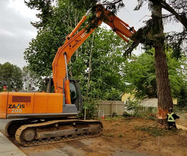 """""""Hitachi 2000 Excavator"""""""